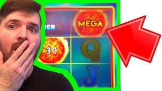 LIVE AS IT HAPPENS! I LAND THE MEGA FIRE BALL On Ultimate Fire Link Slot Machine W/ SDGuy1234