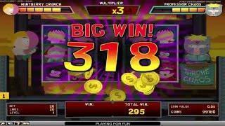 NetEnt South Park Reel Chaos Slot - Boss Bonus Round Big Win