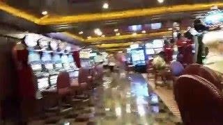 Carnival Pride Cruise Ship - End to End Tour