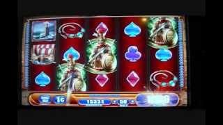Alexander The Great OVER 100X BIG WIN Free Spins Slot Bonus Round