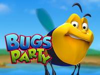 Bugs Party Bingo