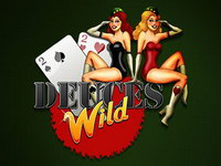 Deuces Wild NetEnt Video Poker