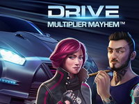 Drive: Multiplier Mayhem Slot