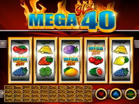 Mega Hot 40 Slot