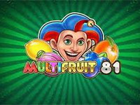 Multi Fruit 81 Video Slot