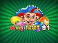 Multi Fruit 81 Video Slot