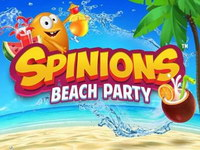 Spinions: Beach Party Slot